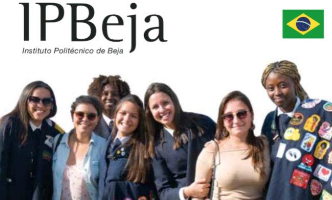 Instituto Politécnico de Beja - IPBeja   Crédito: Divulgação