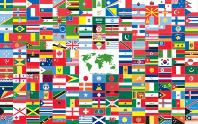 Bolsas governamentais | Imagem: The World Flag, via Wikimedia Commons