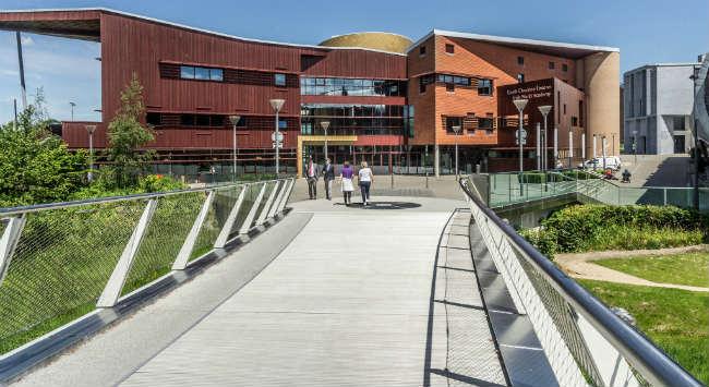 University of Limerick, Irlanda | Foto: William Murphy, via Flickr