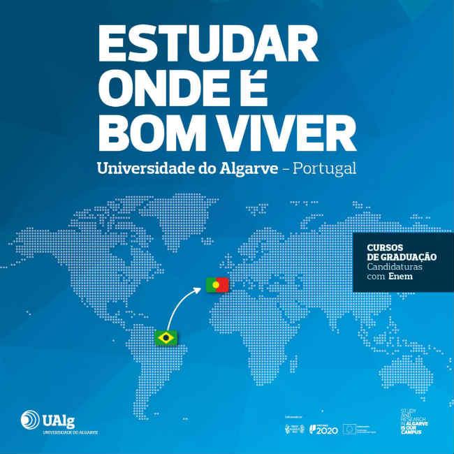Universidade do Algarve - cursos de verão   Crédito: Divulgação