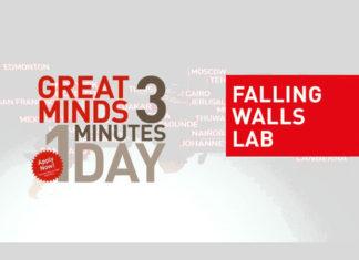 Falling Walls Conferência e Lab em Berlim / Alemanha | Imagem: Divulgação