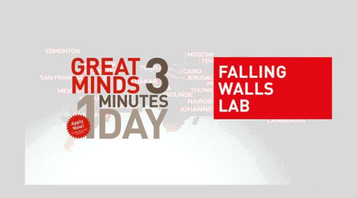 Falling Walls Conferência e Lab em Berlim / Alemanha   Imagem: Divulgação