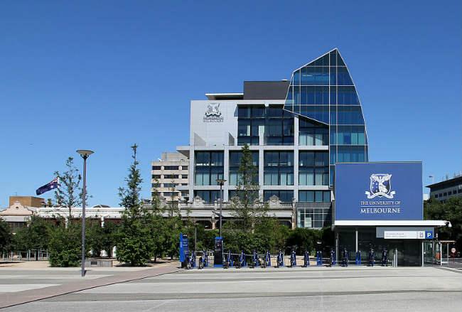 Universidade de Melbourne, Austrália | Foto: Donaldytong, via Wikimedia Commons