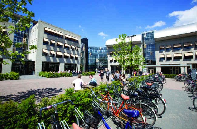 Breda University of Applied Sciences - Holanda   FOTO: BUas