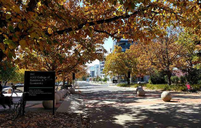 Universidade Nacional da Austrália - bolsas de estudo   Foto: Nick-D, via Flickr
