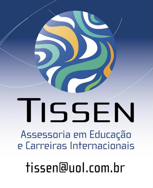 Assessoria da Tissen - Estudar no Exterior