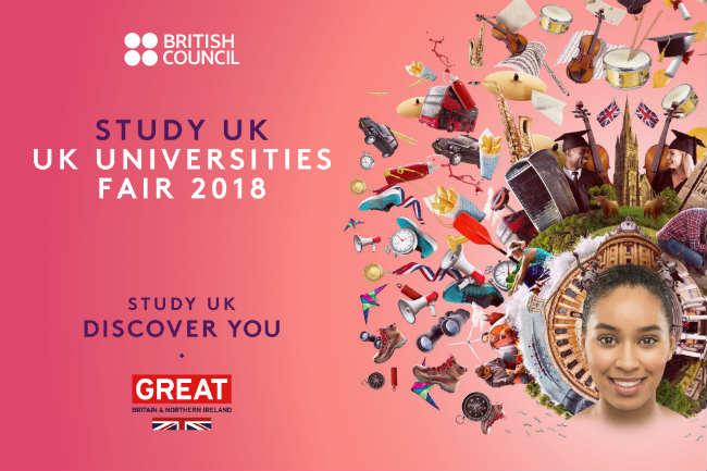 UK Universities Fair, Estude no Reino Unido   Crédito: Divulgação