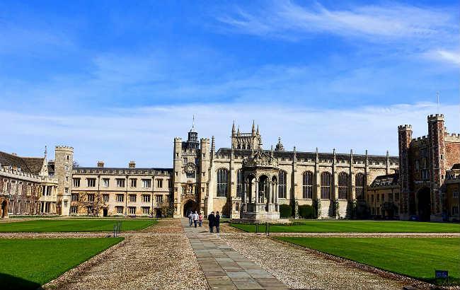 Bolsas Gate Cambridge | Universidade de Cambridge | Foto: Pixabay, CCO license