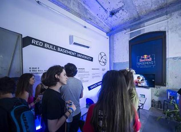 Red Bull Basement University 2018 | Foto: Marcelo Maragni, Red Bull Content Pool