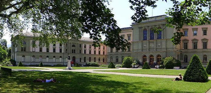 Universidade de Genebra | Foto: Geri340, via Wikimedia Commons