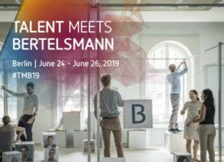 Talent Meets Bertelsmann 2019 | Crédito: Divulgação