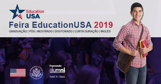 Feira EducationUSA 2019 | Crédito: Divulgação