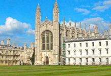Gates Cambridge Scholarship | Kings College | Foto: Alexxxis, via Pixabay