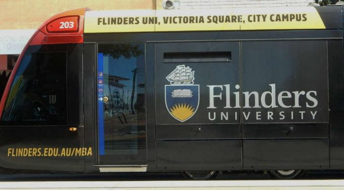 Flinders University, Austrália   Foto: Michael Coghlan, via Flickr
