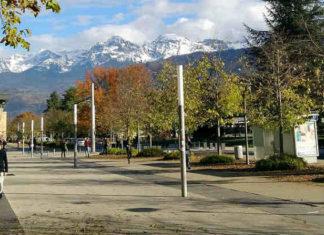 Université de Grenoble, Alpes, França   FotO: P baldwin89, via Wikimedia Commons