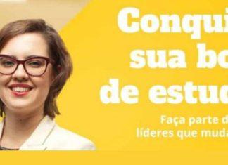 Líderes Estudar 2020   Bolsista Pollyana Lima   Foto: Fundação Estudar