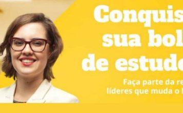 Líderes Estudar 2020 | Bolsista Pollyana Lima | Foto: Fundação Estudar