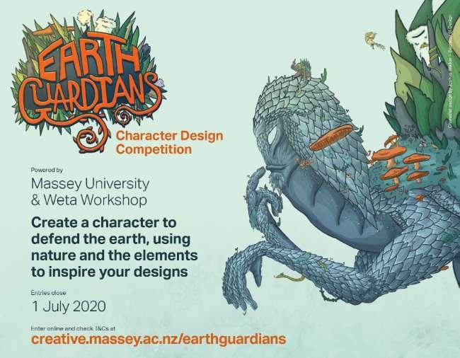 Massey University desafia estudantes do ensino médio a criar | Crédito: Divulgação