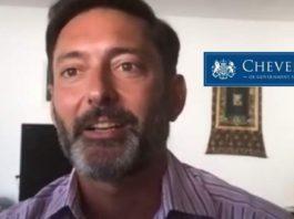 Vijay Rangarajan, embaixador britânico no Brasil   Programa Chevening