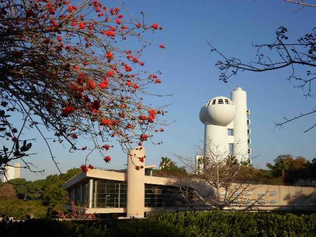 Instituto Weizmann de Ciências | Crédito: Divulgação
